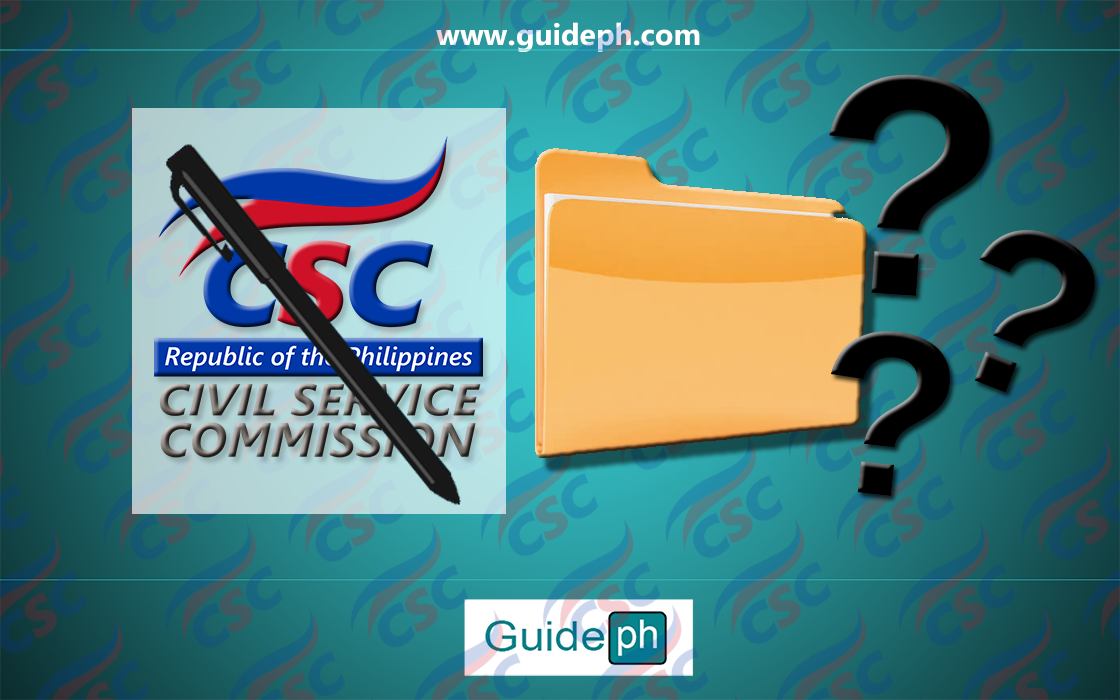 civil service examination application