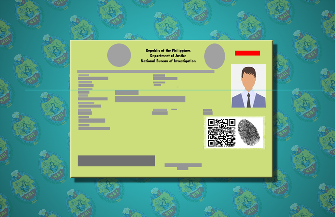 Government IDs NBI Clearance