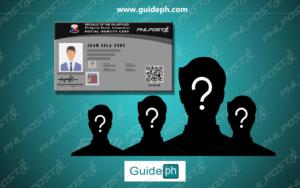 postal id qualified