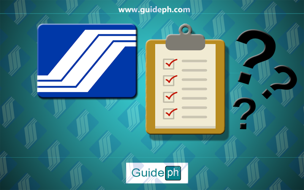 sss number application requirements
