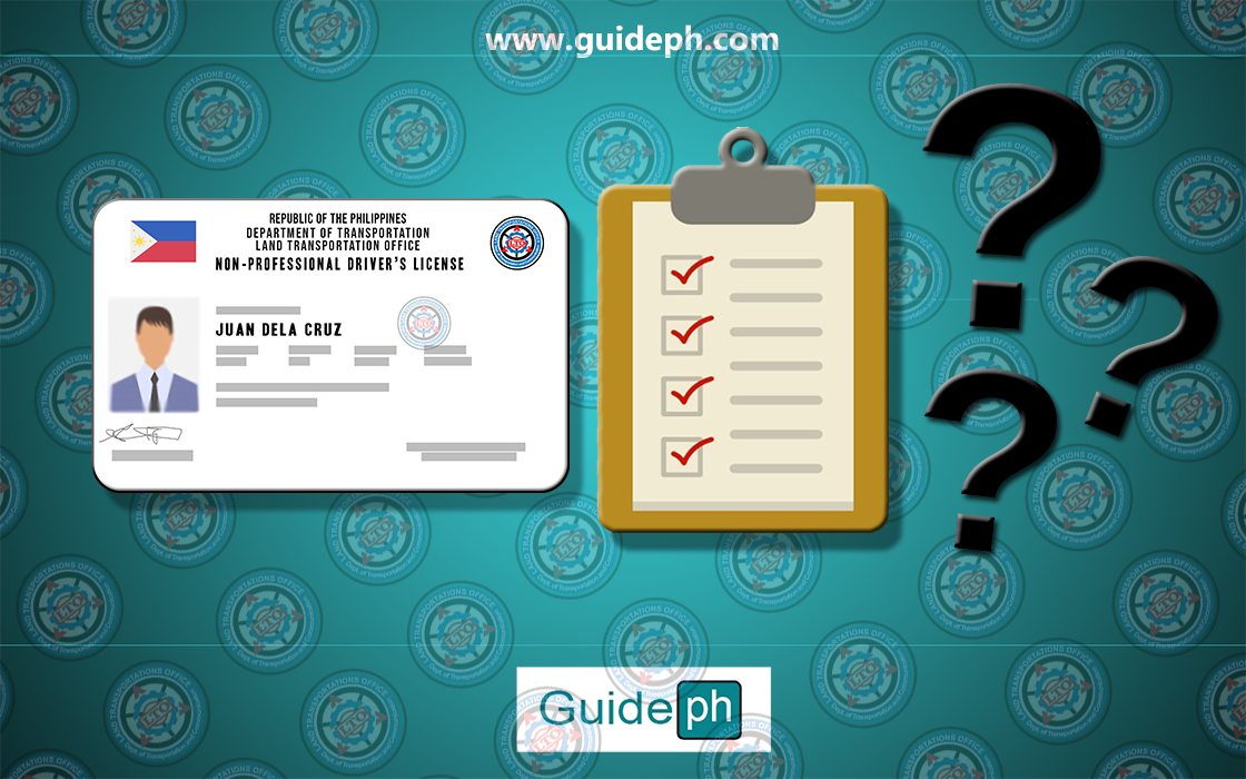 driver's license requirements students