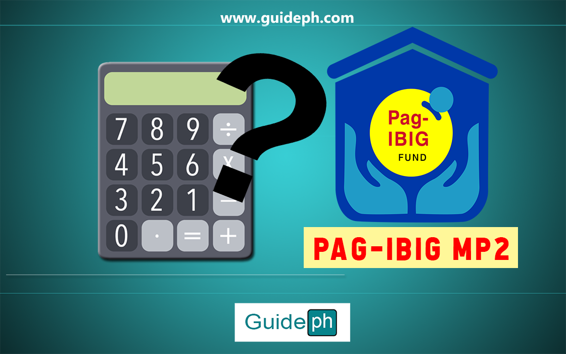 how to compute pag-ibig mp2