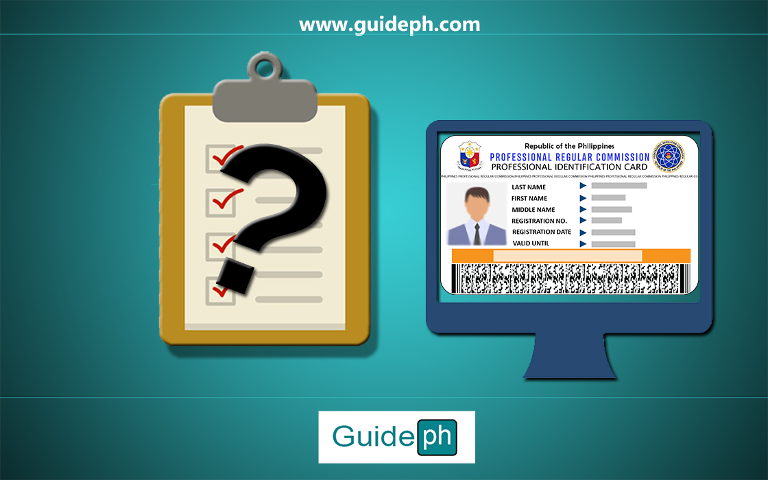 PRC ONLINE REGISTRATION AND RENEWAL REQUIREMENTS